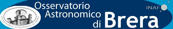 INAF - Osservatorio Astronomico di Brera - immagine con il logo dell'OAB